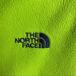 Boys North Face zip up hoodie size large 14-16